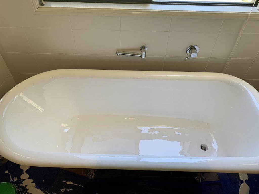 Claw bath 1